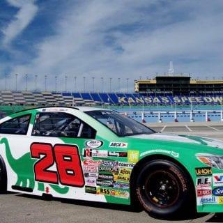 Michael Self Racing Sinclair 28
