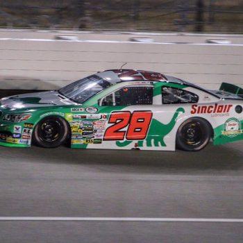 Michael Self Racing Sinclair Oil Car - ARCA
