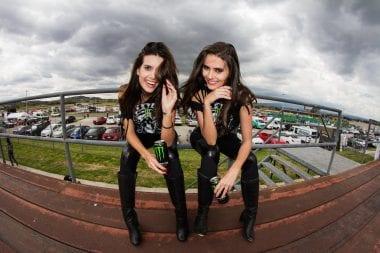 Monster Energy Girls Dirt Track