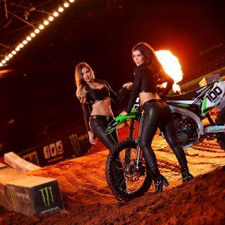 Monster Energy Girls Supercross