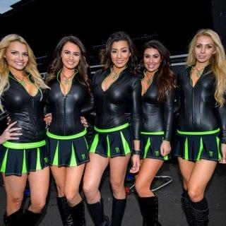 Monster Energy NASCAR Girls