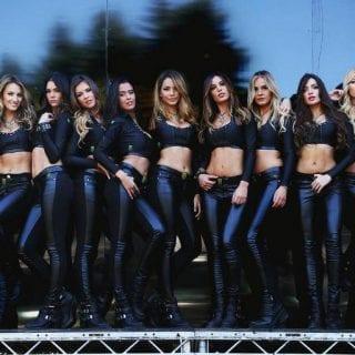 Monster Energy NASCAR Girls Photo
