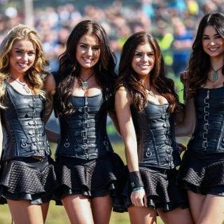 Monster Energy NASCAR Partnership