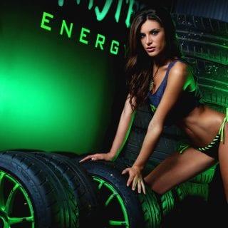 Monster Energy NASCAR Party