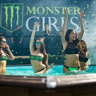 Monster Energy Party