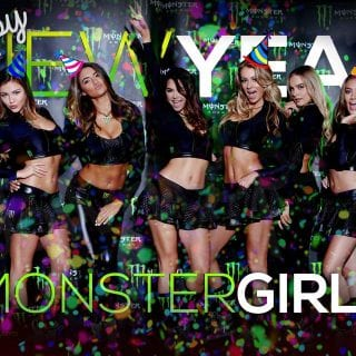 Monster Energy Says They Plan to Bring the Girls and the Party to NASCAR