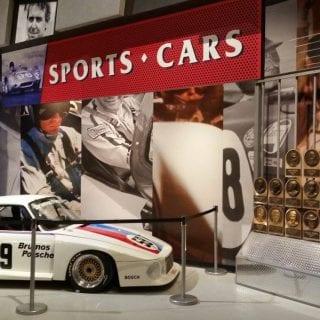 Motorsports Hall of Fame of America Brumos Porsche