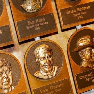 Motorsports Hall of Fame of America Dan Gurney