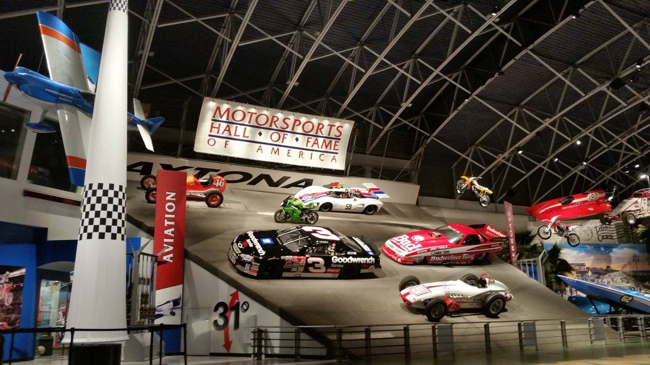 Motorsports Hall of Fame of America Grand Opening Date Set ...