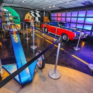 Motorsports Hall of Fame of America Drag Racing