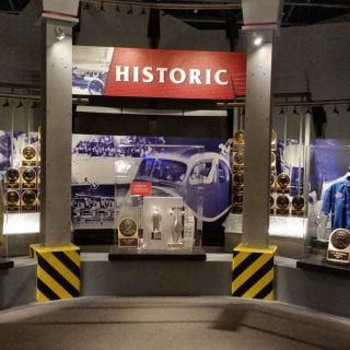 Motorsports Hall of Fame of America Historic