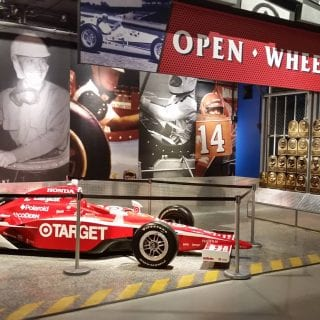 Motorsports Hall of Fame of America Open Wheel