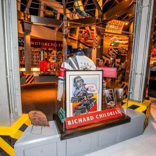 Motorsports Hall of Fame of America Richard Childress Racing