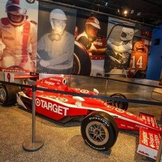 Motorsports Hall of Fame of America Target INDYCAR