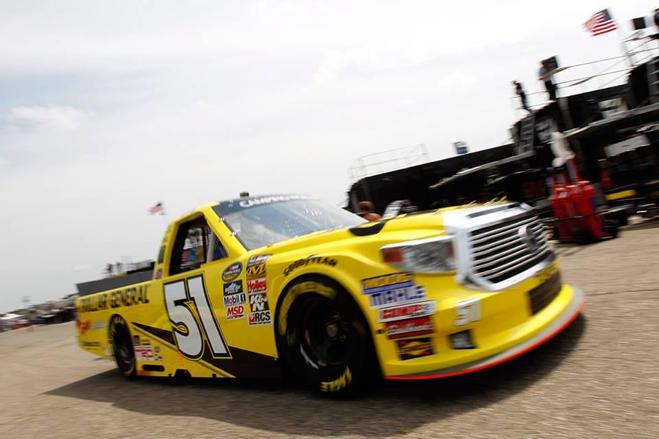 Myatt Snider 2017 Ride - Kyle Busch Motorsports NASCAR Truck