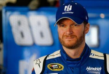 NASCAR Cup Drivers Council leader Dale Earnhardt Jr