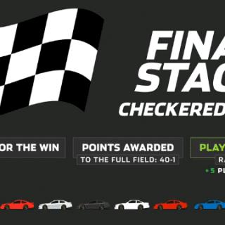 NASCAR Final Stage Format