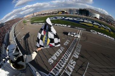 NASCAR 1.5 Mile Tracks - Las Vegas Motor Speedway
