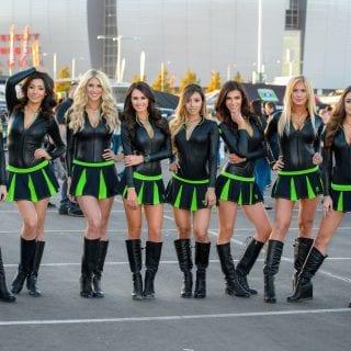 NASCAR Monster Energy Sponsorship