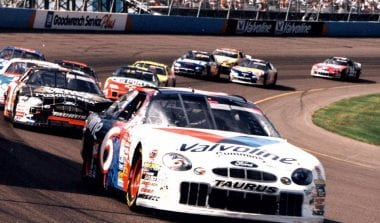 Phoenix International Raceway - International Speedway Corporation