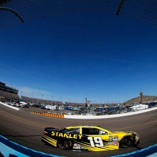 Phoenix Raceway Project Announced - NASCAR Track Re-Configuration
