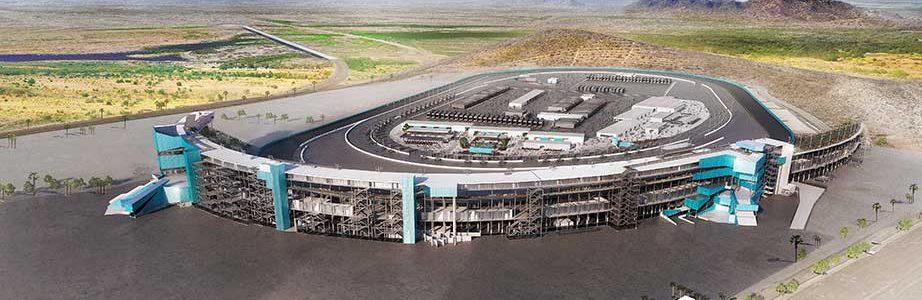 Phoenix Raceway Project Announced – $178 Million Track Re-Configuration