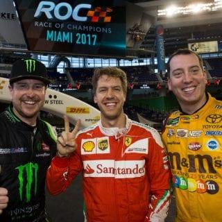 ROC Race of Champions Miami Results