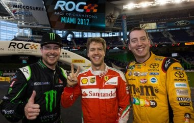 ROC Race of Champions Miami Results