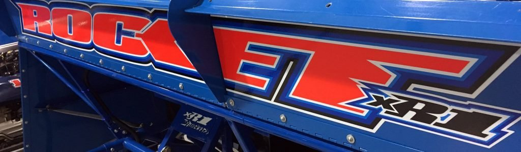 Brandon Sheppard Rocket Chassis House Car Driver in 2017 - Racing News