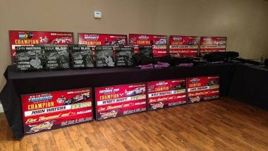 Rush Racing Series Awards Banquet