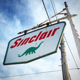 Sinclair Racecar Sponsorship