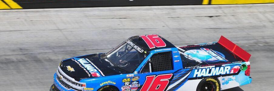 Stewart Friesen Big-Block Modified Roots Helped Create NASCAR Ride
