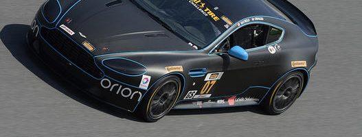 TRG Aston Martin 2017 Continental Tire SportsCar Challenge Drivers