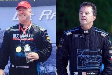 TRG Aston Martin Drivers - IMSA