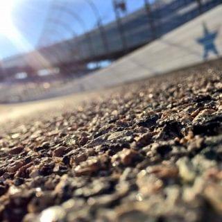 Texas Motor Speedway 2017 Repave - NASCAR Track