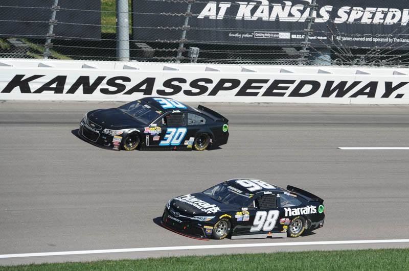 The Motorsports Group NASCAR Team Merger with Circle Sport