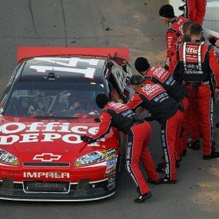 Tony Stewart NASCAR Win