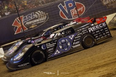 Unified Dirt Late Model Safety Specs