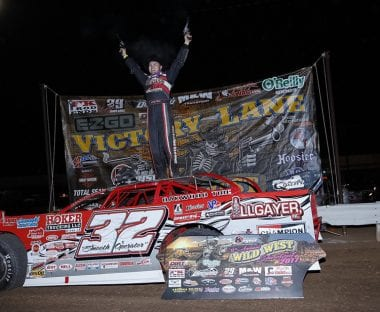 Wild West Shootout 2017 Results - Round 1 - January 7th, 2017 - Bobby Pierce Wins