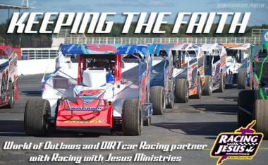 World of Outlaws & DIRTcar Racing with Jesus Ministries Partnership