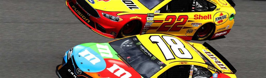 Kyle Busch likes the new Superspeedway rules that debut at Daytona