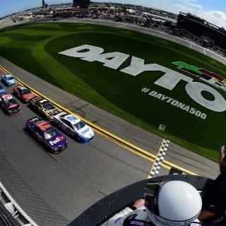 2017 Clash Results - Daytona International Speedway - NASCAR Cup Series