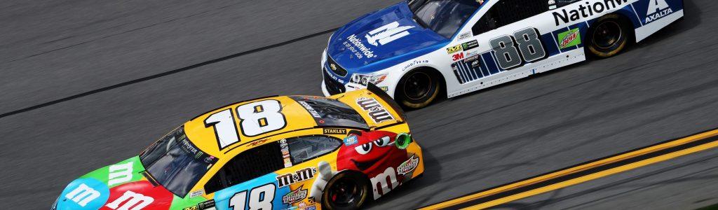 2017 Daytona 500 Starting Lineup