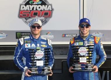 2017 Daytona 500 Starting Lineup Set via Daytona Duel races