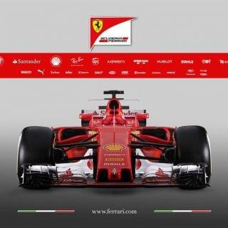 2017 Ferrari Formula 1 Photos - SF70H
