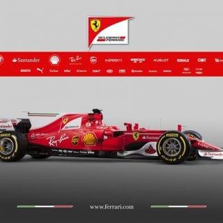 2017 Ferrari Formula One Photos - SF70H