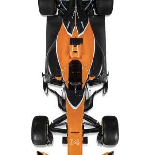 2017 McLaren F1 Car Photos - McLaren-Honda MCL32