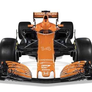 2017 McLaren F1 Photos - McLaren-Honda MCL32