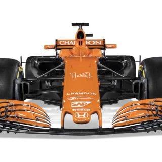 2017 McLaren Formula 1 Photos - McLaren-Honda MCL32