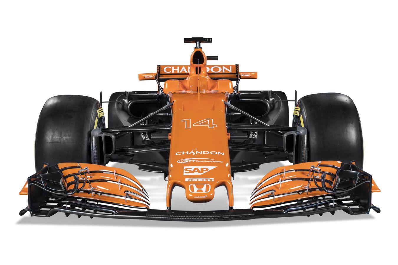 2017 mclaren f1 car mclaren honda mcl32 formula one news